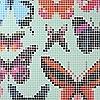 Tapeten: Butterfly House, col.02