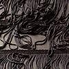 Tapeten: Black Fringe
