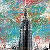 Tapeten: Empire State Building large