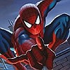 Tapeten: Spiderman Rooftop