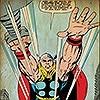 Tapeten: Marvel Comic Strip