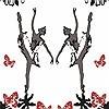 Tapeten: Ballet Bower, col.04