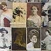 Tapeten: Caravan Postcards