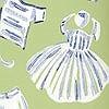 Tapeten: Alle meine Kleider, col. 7