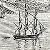 Tapeten: Voyage Font
