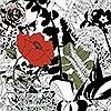Tapeten: English Garden, colour
