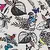 Tapeten: Bird Song, col.01
