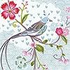 Tapeten: Birds in Paradise, col.02