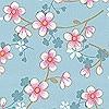 Tapeten: cherry blossom, col.01