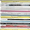 Tapeten: Magazines