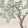 Tapeten: peace of garden 01