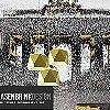 Tapeten: Brandenburg Gate | Typography paints History| Ingo Krasenbrink Design