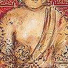 Tapeten: Buddha klein