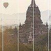 Tapeten: Hot Air Ballons