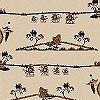 Tapeten: Indian Safari, natural