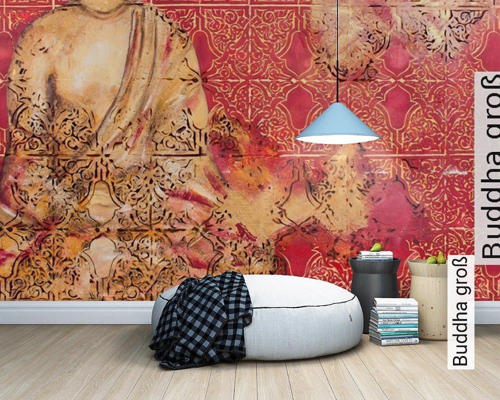 tapete buddha gro britta reinhardt die tapetenagentur. Black Bedroom Furniture Sets. Home Design Ideas