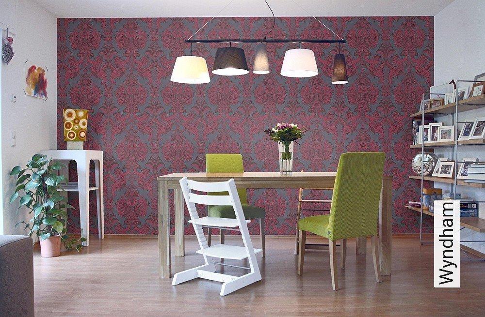 tapete wyndham die tapetenagentur. Black Bedroom Furniture Sets. Home Design Ideas