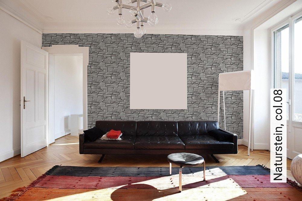 tapete naturstein die tapetenagentur. Black Bedroom Furniture Sets. Home Design Ideas