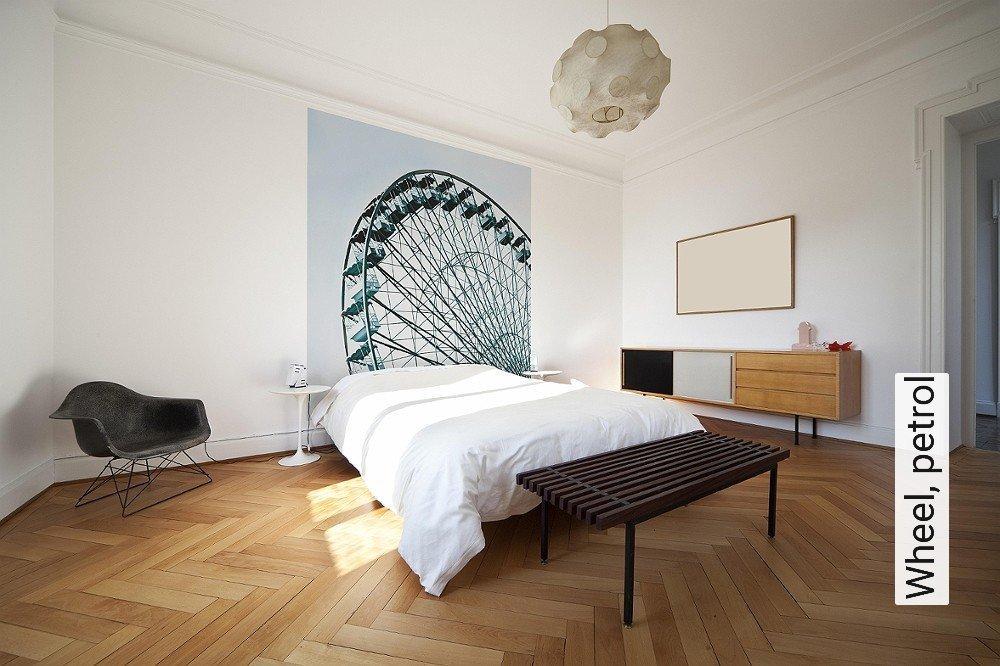 tapete wheel petrol time to gohome die tapetenagentur. Black Bedroom Furniture Sets. Home Design Ideas