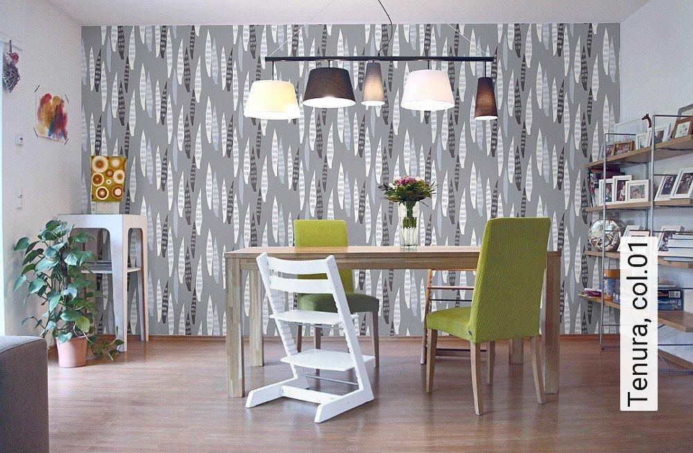 tapeten tenura lavmi. Black Bedroom Furniture Sets. Home Design Ideas