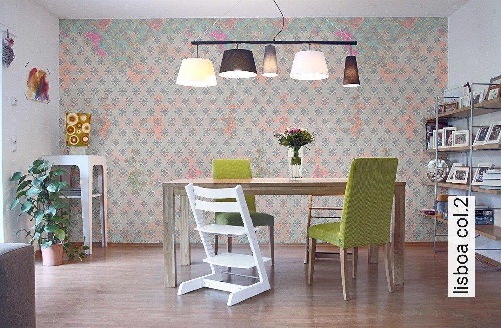 tapete lisboa col 2 anna berberyan lenk. Black Bedroom Furniture Sets. Home Design Ideas