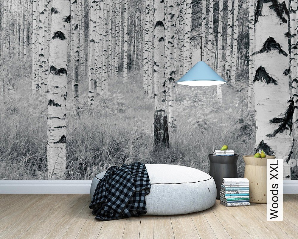 tapete woods xxl. Black Bedroom Furniture Sets. Home Design Ideas