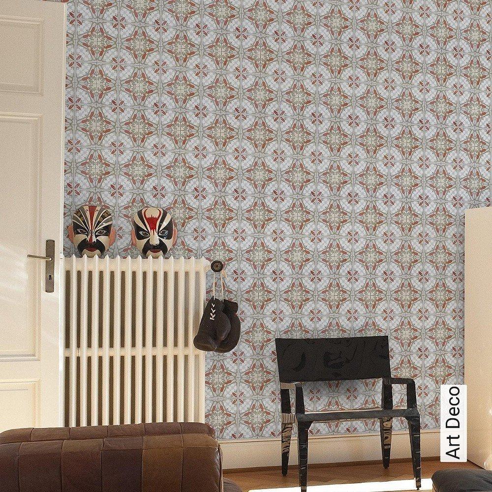 tapete art deco die tapetenagentur. Black Bedroom Furniture Sets. Home Design Ideas