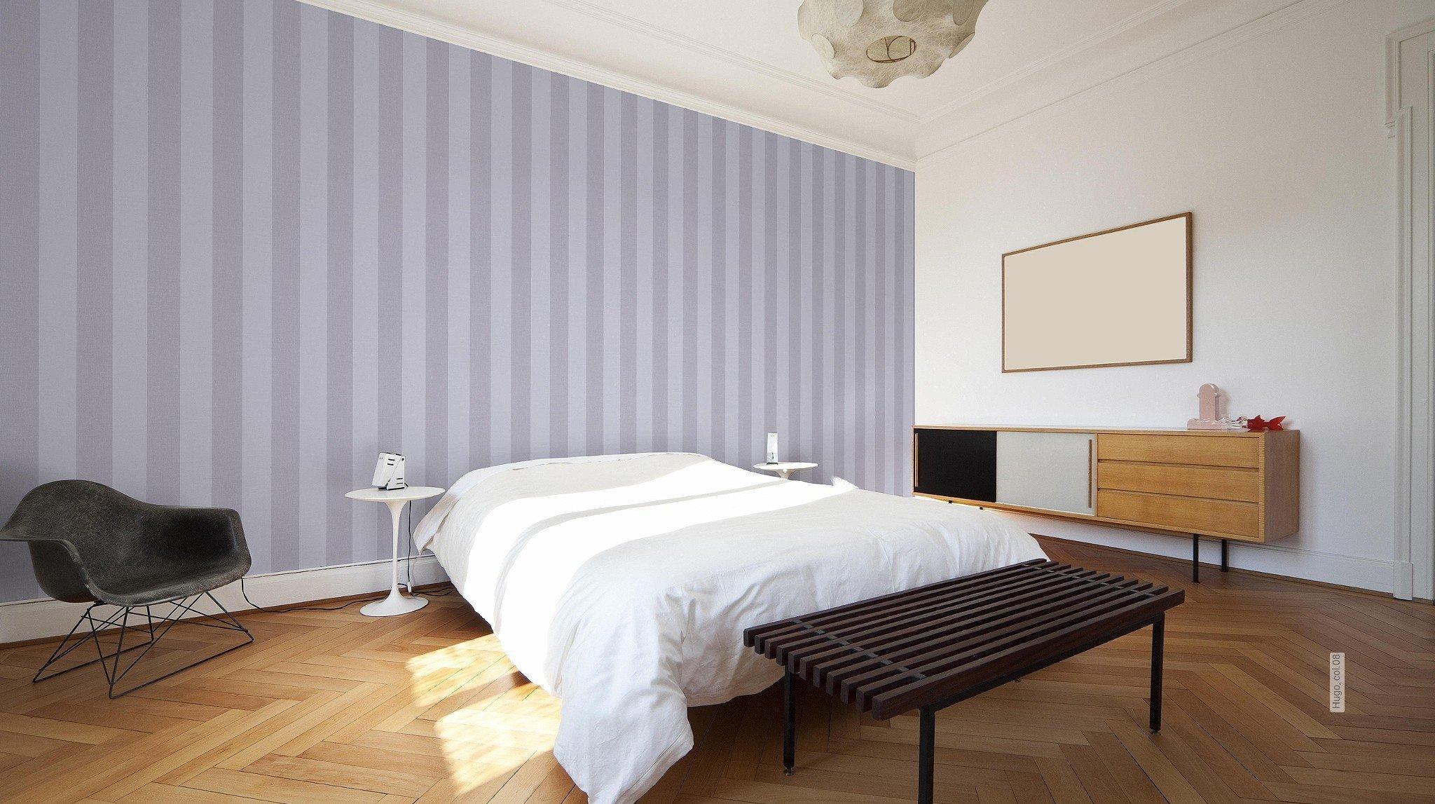die streifentapete ein klassiker ob schmal gestreift mit extrabreiten blockstreifen quer. Black Bedroom Furniture Sets. Home Design Ideas