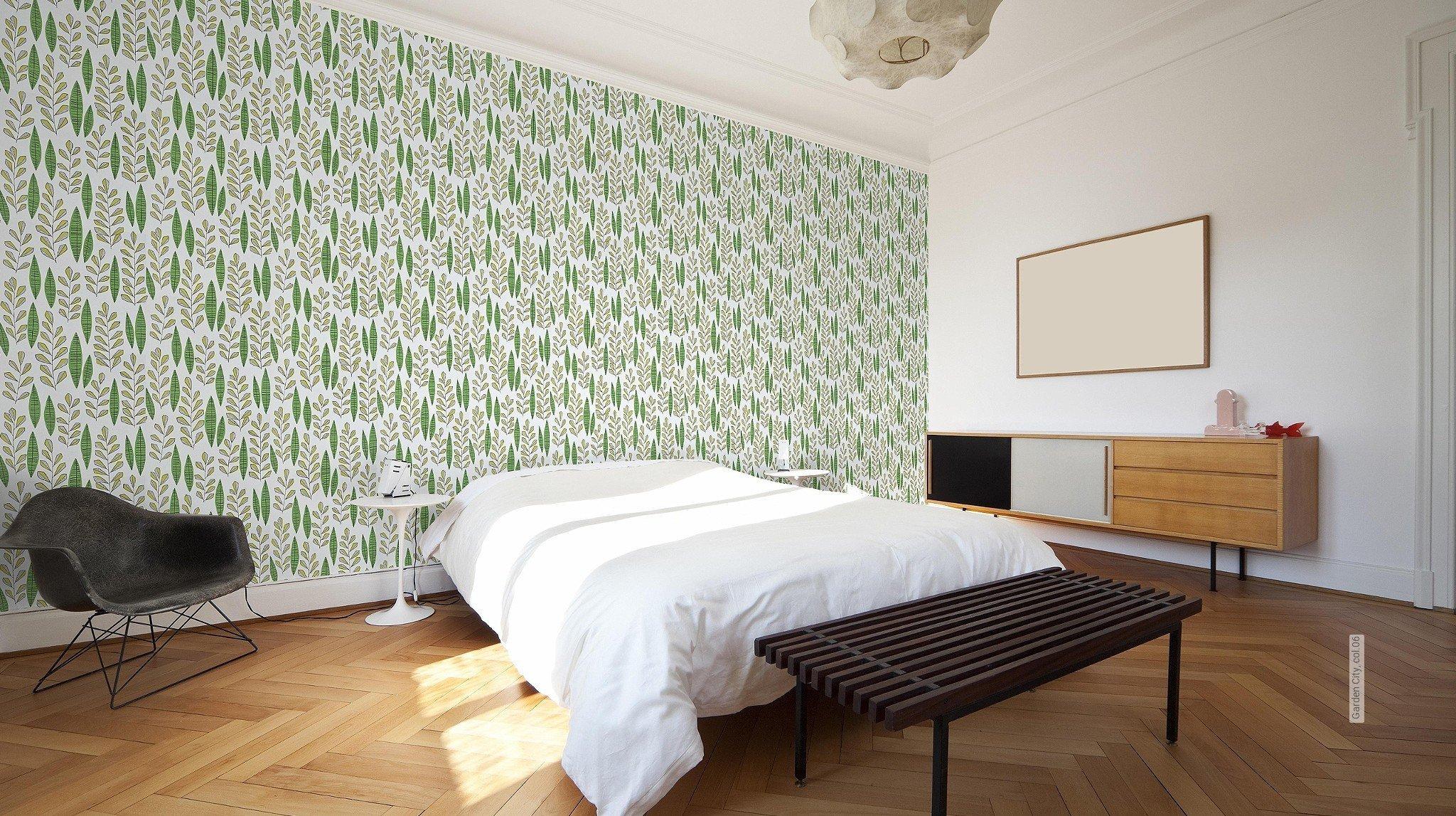 hellgr n gr n tapeten lust auf was neues. Black Bedroom Furniture Sets. Home Design Ideas