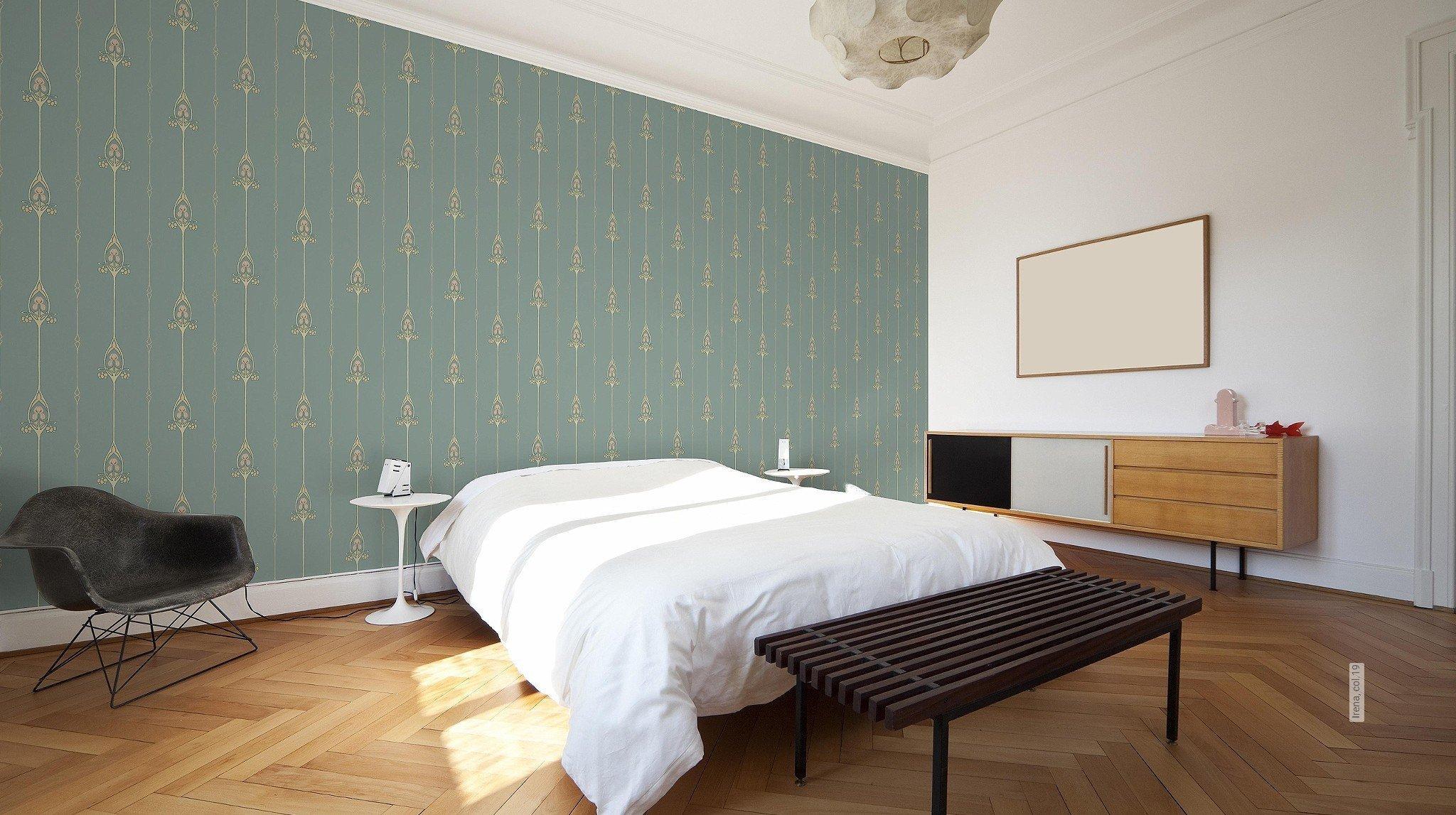 klassische tapeten von barock bis jugendstil. Black Bedroom Furniture Sets. Home Design Ideas
