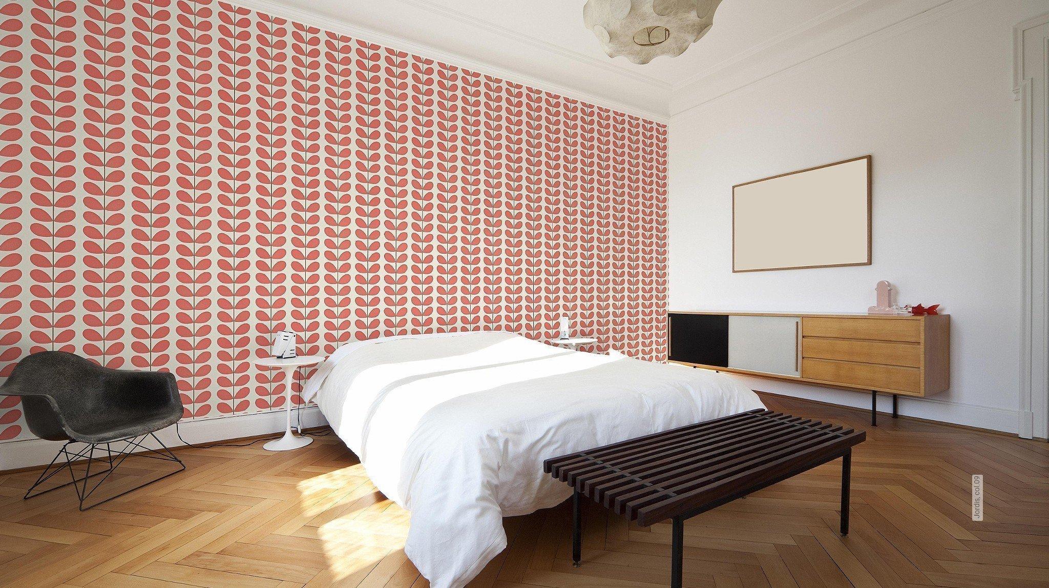 retrotapeten f r liebhaber des charms vergangener tage ob schrille muster der 70er die coolen. Black Bedroom Furniture Sets. Home Design Ideas