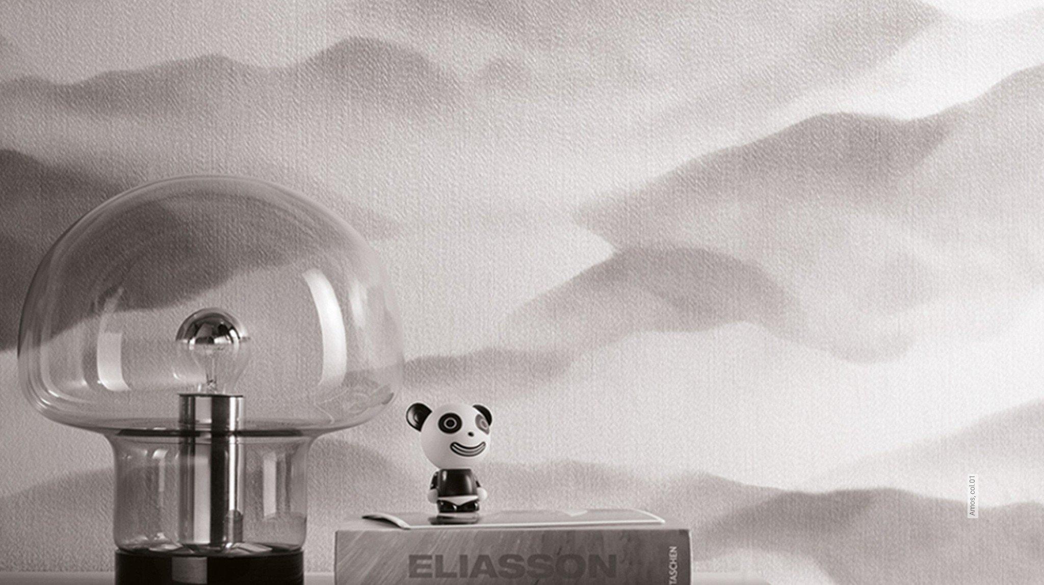 moderne muster midcentury modern tapeten lust auf was neues. Black Bedroom Furniture Sets. Home Design Ideas