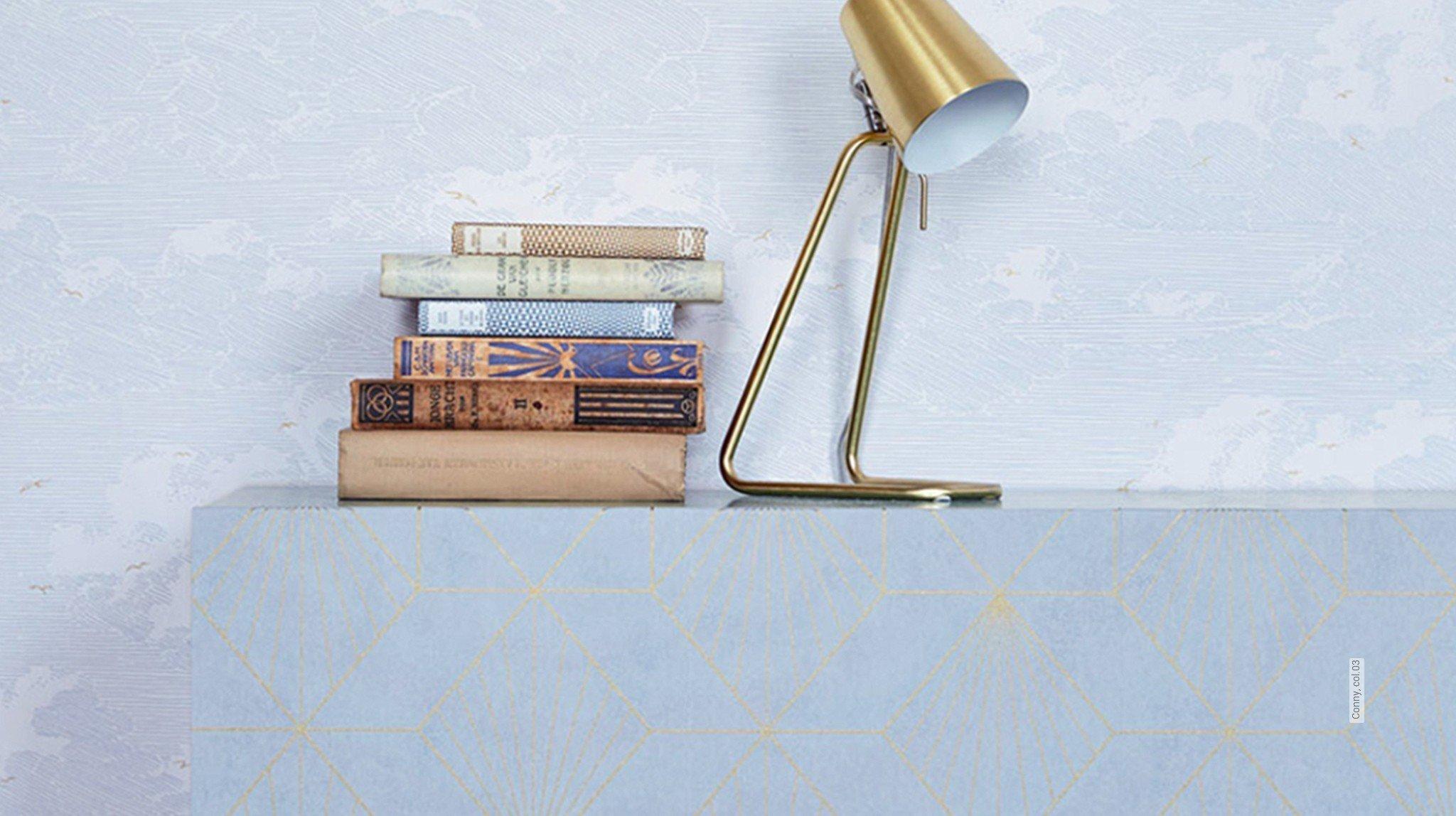 moderne muster skandinavisches design tapeten lust auf was neues. Black Bedroom Furniture Sets. Home Design Ideas