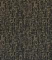 001-Lletres,-col.04-Buchstaben-Moderne-Muster-Gold-Braun-Schwarz