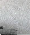 Abanico,-col.-02-Blätter-Florale-Muster-Grau-Weiß