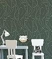 Academie,-col.-01-Figuren-Moderne-Muster-Grün-Weiß