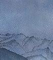 Agora,-marine-Landschaft-Fototapeten-FotoTapeten-Blau-Anthrazit