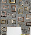 Ahnengalerie-Stein-Bilderrahmen-Beton-FotoTapeten-Grau-Anthrazit-Bronze