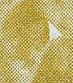Akash,-col.10-Stein-Moderne-Muster-Textil-&-NaturTapeten-Gelb-Weiß