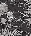 Alessa,-col.-5-Blätter-Äste-Florale-Muster-Anthrazit-Creme