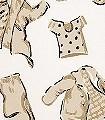 Alle-meine-Kleider,-col.8-Kleidung-Moderne-Muster-Braun-Schwarz-Creme-Hellbraun