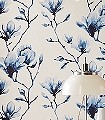 Altje,-col.81-Blumen-Florale-Muster-Blau-Silber-Grau