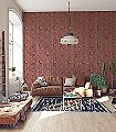 Anup,-col.03-Streifen-Ornamente-Ballons-Klassische-Muster-Barock-Rot-Braun-Weiß