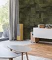 Appaloosa,-col.-15-Quadrate/Rechtecke-Moderne-Muster-Grün