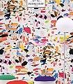 Arty-Multicolore-Aquarell-Moderne-Muster-Multicolor