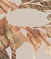 Autumn-Leaves-Wellen-Formen-FotoTapeten-Braun-Ocker-Hellbraun