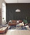Ava,-col.-34-Rauten-Grafische-Muster-Art-Deco-Silber-Anthrazit-Schwarz