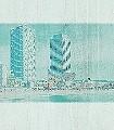 Barcelona,-Großmotiv-Gebäude-FotoTapeten
