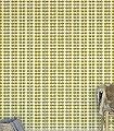 Bersa,-col.03-Streifen-Blätter-Florale-Muster-Gelb-Schwarz-Weiß