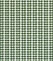 Bersa,-col.50-Streifen-Blätter-Florale-Muster-Grün-Schwarz-Weiß